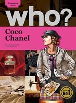도서 이미지 - Who? 25 Coco Chanel