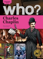도서 이미지 - Who? 26 Charlie Chaplin
