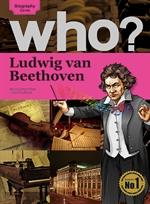 도서 이미지 - Who? 28 Ludwig van Beethoven