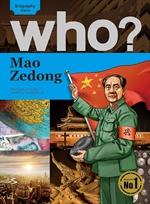 도서 이미지 - Who? 29 Mao Zedong