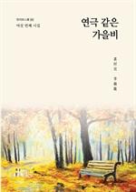 도서 이미지 - 연극 같은 가을비