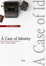 도서 이미지 - A Case of Identity