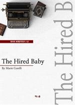 도서 이미지 - The Hired Baby (영어로 세계문학읽기 62)