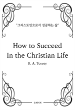 도서 이미지 - HOW TO SUCCEED IN THE CHRISTIAN LIFE