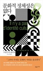도서 이미지 - 문화적 정체성은 없다