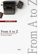도서 이미지 - From A to Z (영어로 세계문학읽기 194)