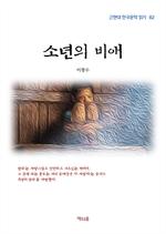 도서 이미지 - 이광수 소년의 비애