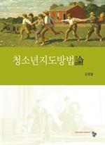 도서 이미지 - 청소년지도방법론