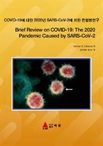 도서 이미지 - COVID-19에 대한 2020년 SARS-CoV-2에 의한 전염병연구(Brief Review on COVID-19: The 2020 Pandemic Caused