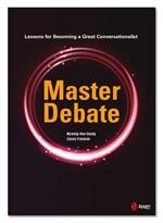 도서 이미지 - Master Debate