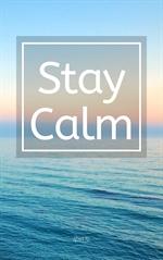 도서 이미지 - Stay Calm (명언 모음)