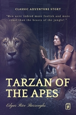 도서 이미지 - Tarzan of the Apes