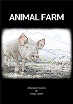 도서 이미지 - Animal Farm