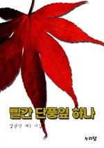 도서 이미지 - 빨간 단풍잎 하나