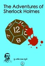 도서 이미지 - The Adventures of Sherlock Holmes