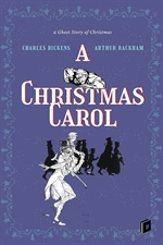 도서 이미지 - A Christmas Carol