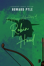 도서 이미지 - The Merry Adventures of Robin Hood