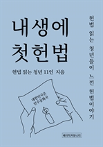 도서 이미지 - 내생에 첫 헌법