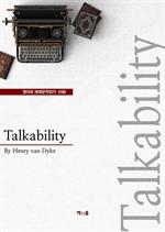 도서 이미지 - Talkability
