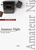 도서 이미지 - Amateur Night