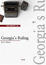 도서 이미지 - Georgia's Ruling