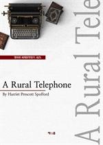 도서 이미지 - A Rural Telephone