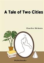도서 이미지 - A Tale of Two Cities
