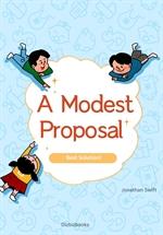 도서 이미지 - A Modest Proposal