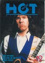 도서 이미지 - 핫뮤직(HOT MUSIC) 1990년12월호