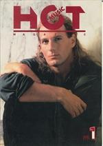 도서 이미지 - 핫뮤직(HOT MUSIC) 1991년1월호