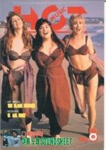 도서 이미지 - 핫뮤직(HOT MUSIC) 1992년8월호