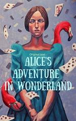도서 이미지 - [원서] ALICE'S ADVENTURES IN WONDERLAND