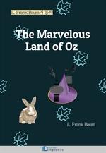 도서 이미지 - The Marvelous Land of Oz