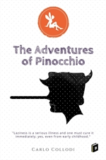 도서 이미지 - The Adventures of Pinocchio
