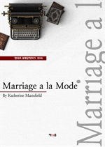 도서 이미지 - Marriage a la Mode