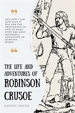 도서 이미지 - The Life and Adventures of Robinson Crusoe