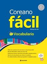 도서 이미지 - Coreano fácil - Vocabulario (2.ª edici?n)