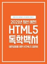 도서 이미지 - HTML5 독학백서