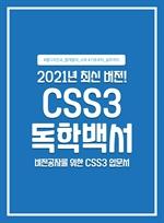 도서 이미지 - CSS3 독학백서