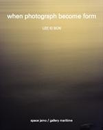 도서 이미지 - 사진이 형태가 될 때