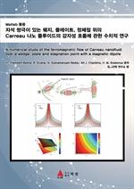 도서 이미지 - MATLAB활용 자석 쌍극이 있는 웨지, 플레이트, 정체점 위의 Carreau 나노 플루이드의 강자성 흐름에 관한 수치적 연구