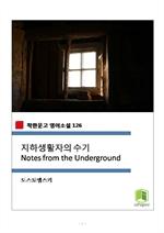 도서 이미지 - 지하생활자의 수기 Notes from the Underground