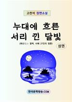 도서 이미지 - 누대에 흐른 서리 낀 달빛