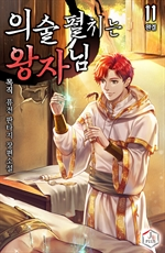 도서 이미지 - 의술 펼치는 왕자님