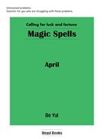 도서 이미지 - Magic Spells : April
