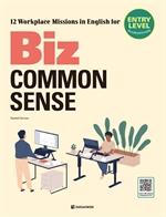 도서 이미지 - Biz Common Sense (Entry-level)
