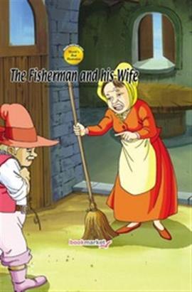 도서 이미지 - The Fishman and his wife