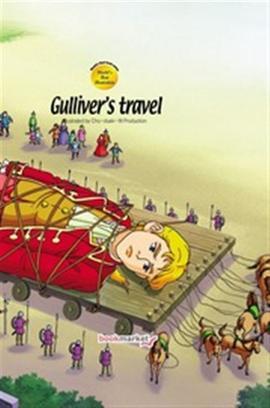 도서 이미지 - Gulliver's travel
