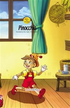 도서 이미지 - Pinocchio