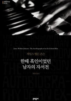 도서 이미지 - 한때 흑인이었던 남자의 자서전 - 세계문학전집 028